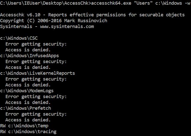 como saltarse applocker en windows 10 con las reglas por defecto - Cómo saltarse AppLocker en Windows 10 con las reglas por defecto