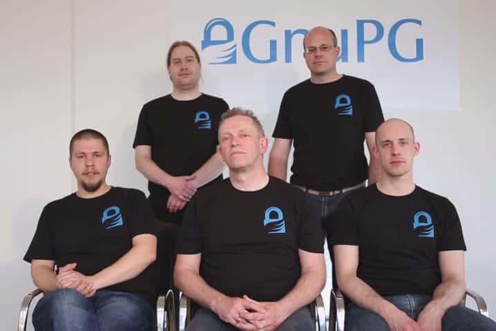 gnupg inicia una campana para conseguir fondos y garantizar su correcto mantenimiento - GnuPG inicia una campaña para conseguir fondos y garantizar su correcto mantenimiento