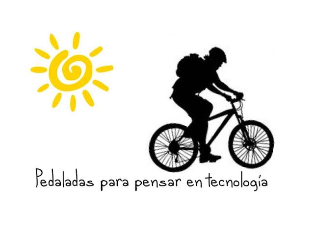 pedaladas para pensar en tecnologia - Pedaladas para pensar en tecnología