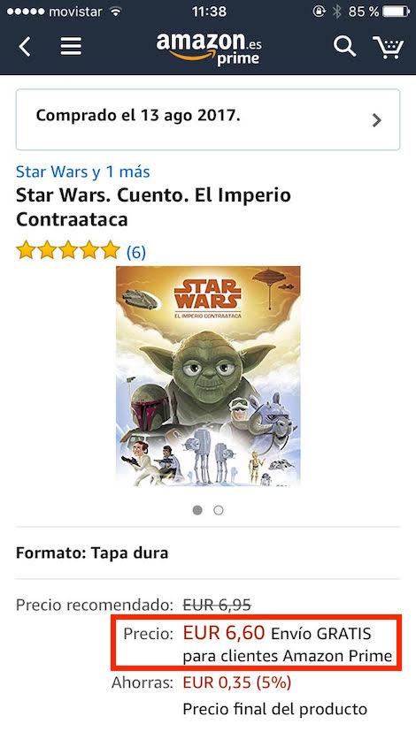 Guiarte la Fuerza debe para en Amazon la compulsiva compra evitar Curiosidades, Amazon