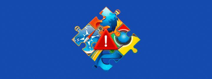 Extensiones en los navegadores ¿suponen algún riesgo?