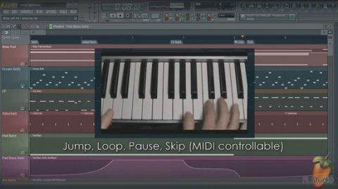 Secuenciador audio y MIDI
