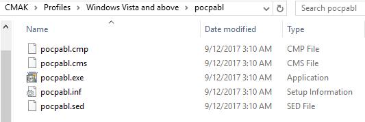 1505333493 810 y otro bypass mas para uac cmstp exe y el misterio del autoelevado en windows 10 - Y otro Bypass más para UAC: CMSTP.EXE y el misterio del autoelevado en Windows 10