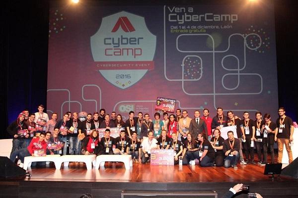 Imagen de CyberOlympics 2016, entrega de premios