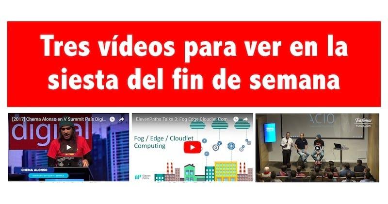 1506092329 tgif tres videos para ver en la siesta del fin de semana - #TGIF Tres vídeos para ver en la siesta del fin de semana