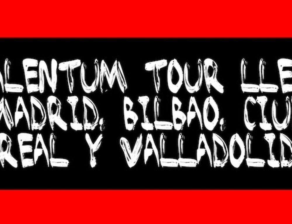 Talentum Tour llega a Madrid, Bilbao, Ciudad Real y Valladolid