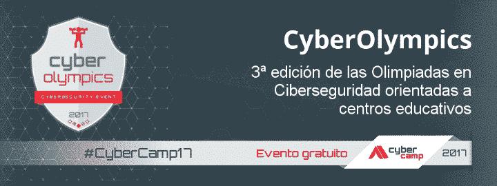 Arranca CyberOlympics 2017 ¡Inscribe a tus alumnos!