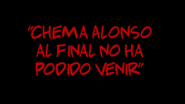 "chema alonso al final no ha podido venir - ""Chema Alonso al final no ha podido venir"""