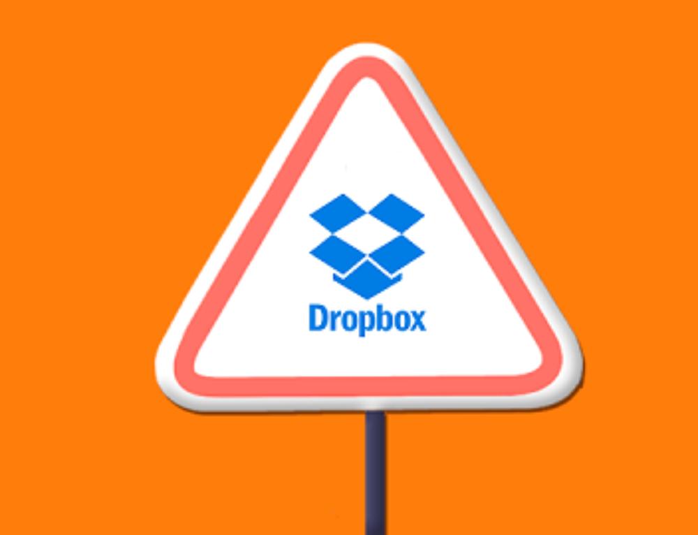 Medidas de seguridad disponibles en Dropbox