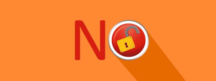 Prácticas de riesgo a evitar con tus dispositivos