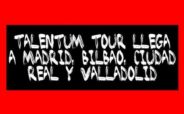 Talentum Tour llega a Madrid, Bilbao, Ciudad Real y Valladolid Telefónica, Talentum