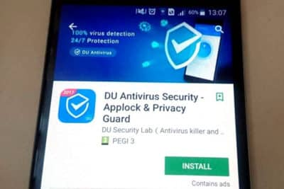 Un popular antivirus chino para Android ha estado recolectando datos de forma ilegítima