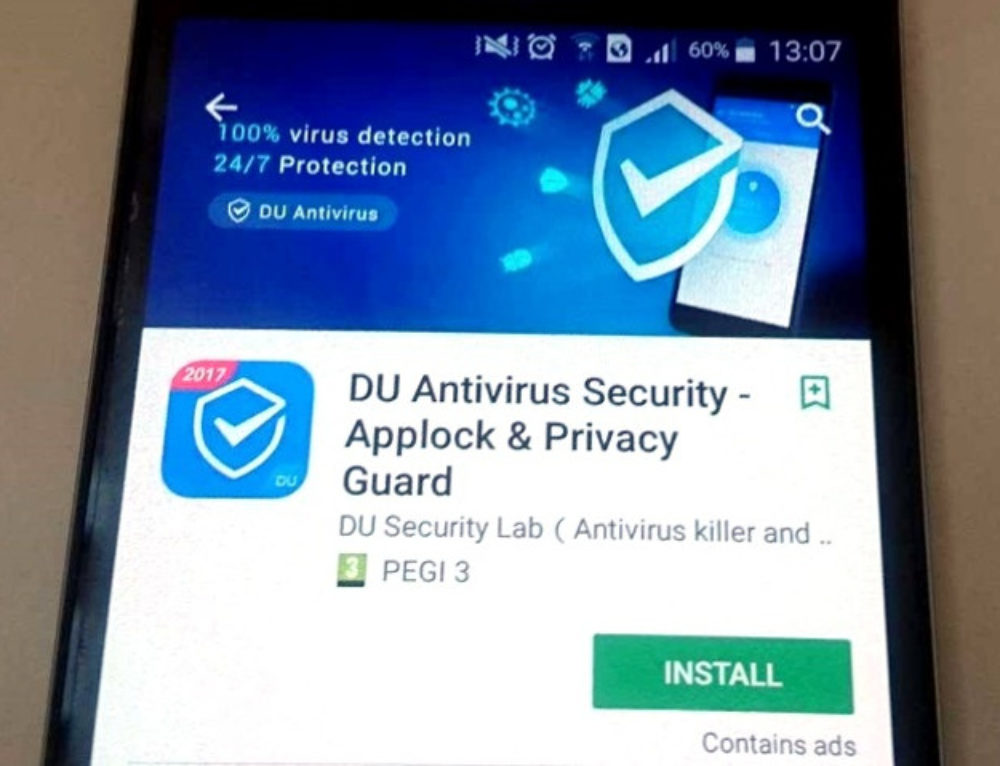 Un popular antivirus chino para Android ha estado recolectando datos de forma ilegítima