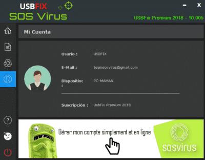 Cómo activar UsbFix Premium