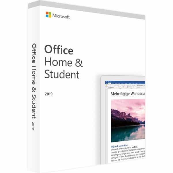 office 2019 hogar y estudiante