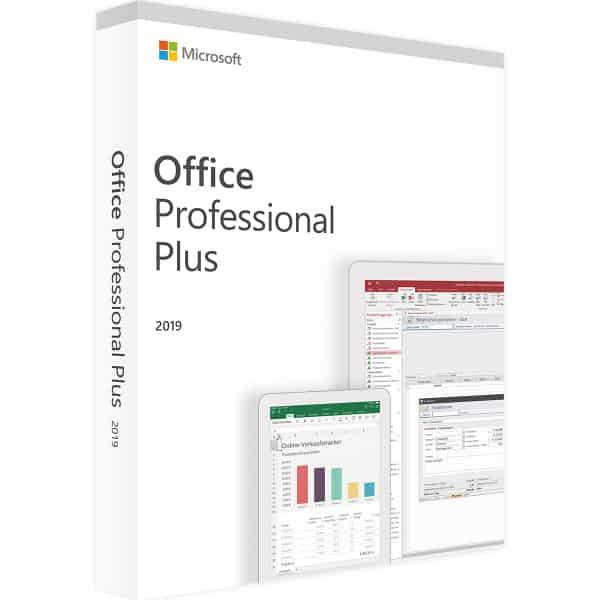 Office 2019 Professionnal Plus