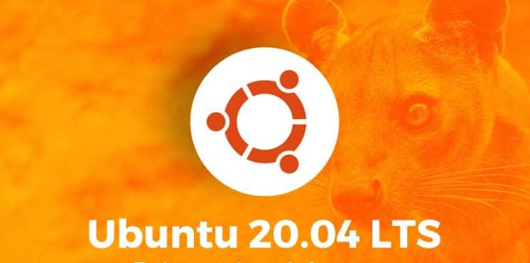 Ubuntu 20.04 LTS