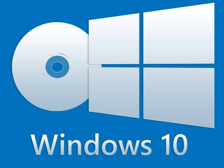 iso windows 10