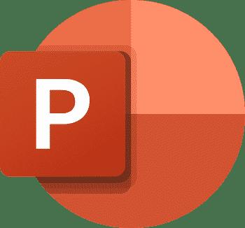 powerpoint 2019 logo