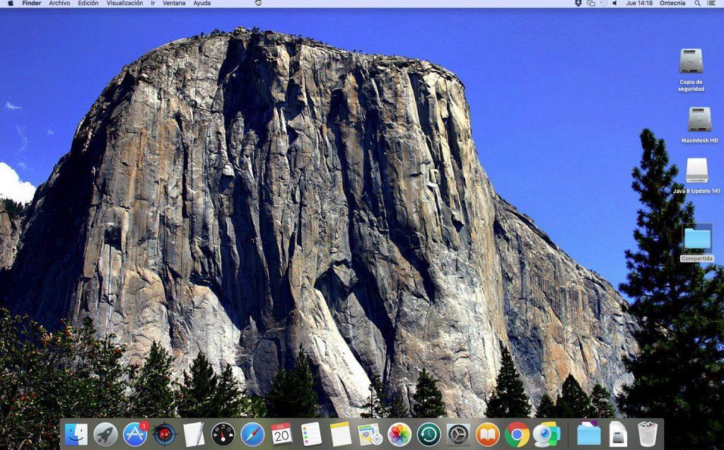 Descargar Mac OS X El Capitan ISO DMG