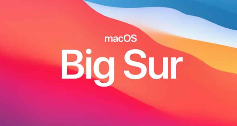 Descargar MacOS Big Sur ISO DMG