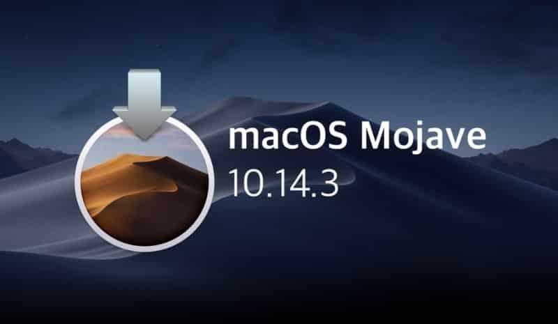 Descargar MacOS Mojave ISO DMG