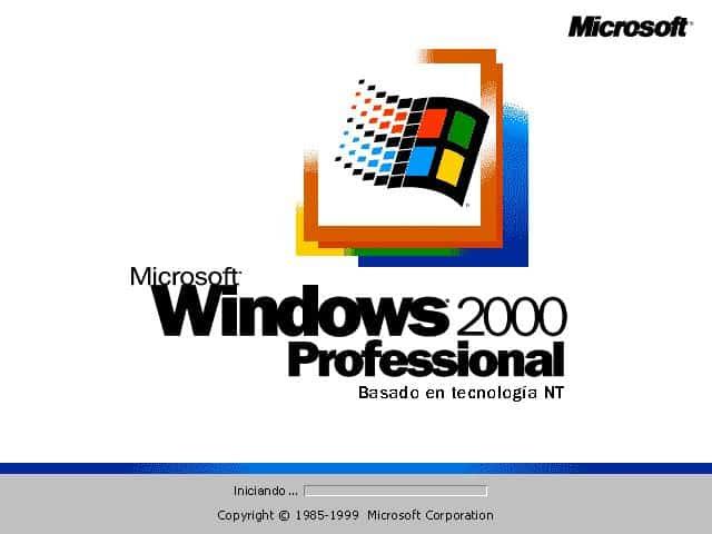 Descargar Windows 2000 Pro en espanol