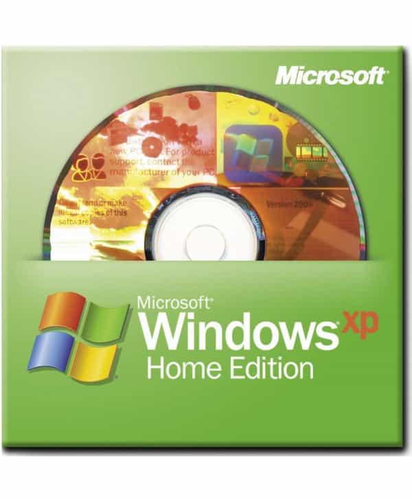 Descargar Windows XP Home Edition