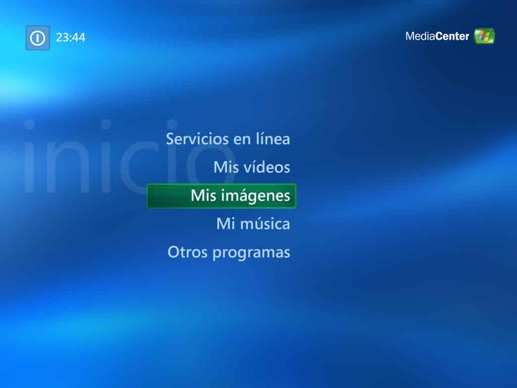 Descargar Windows XP Media Center en espanol