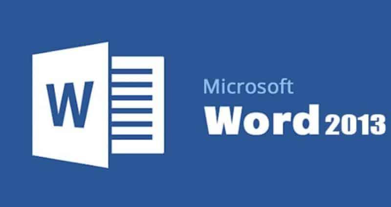 Descargar Word 2013 32 y 64 Bits en espanol