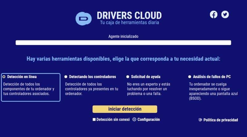 Driverscloud para Windows 11 - 10 - 8 - 7