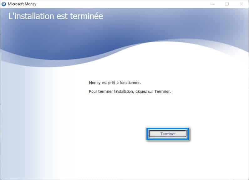 Installacion Microsoft Money en Windows 10