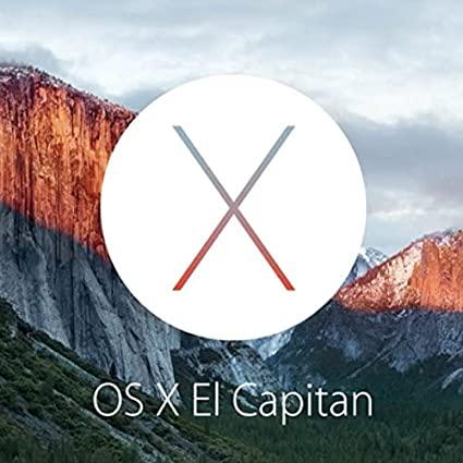 Mac OS X El Capitan ISO