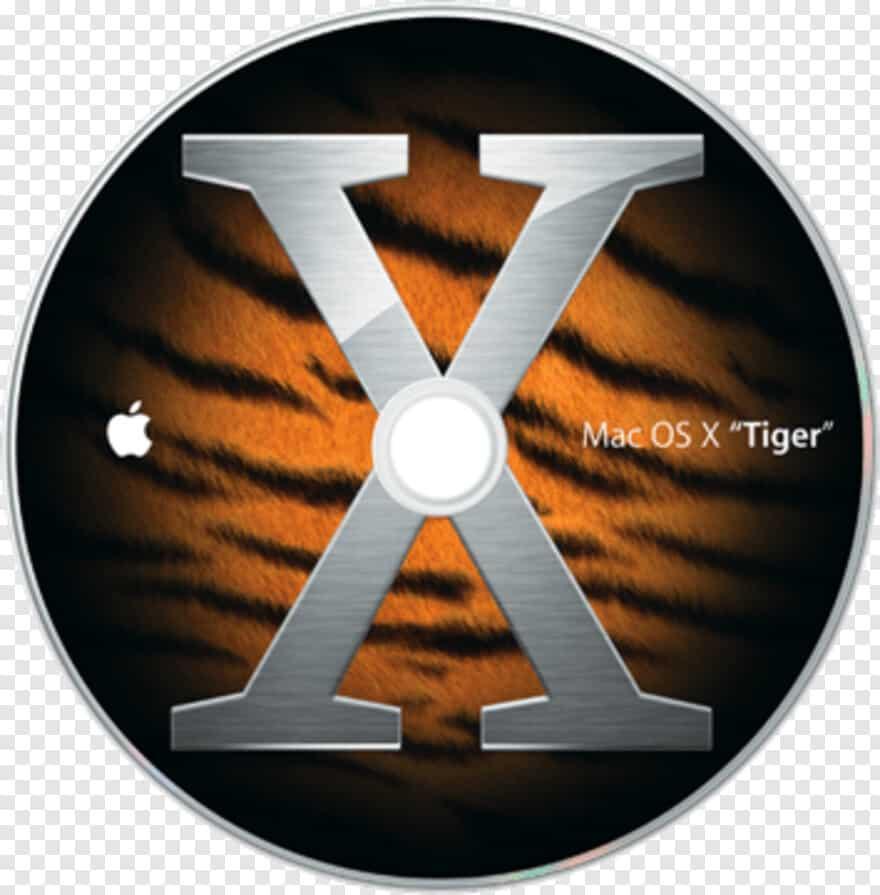 Mac OS X Tiger ISO