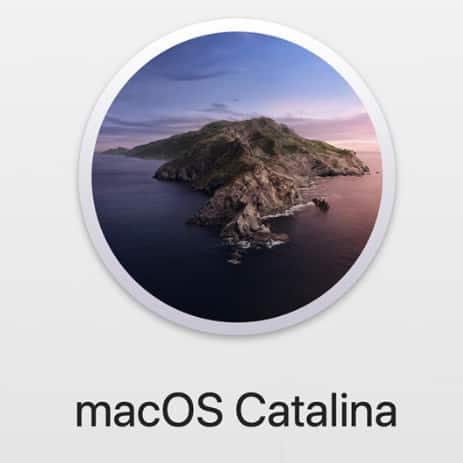 MacOS Catalina ISO