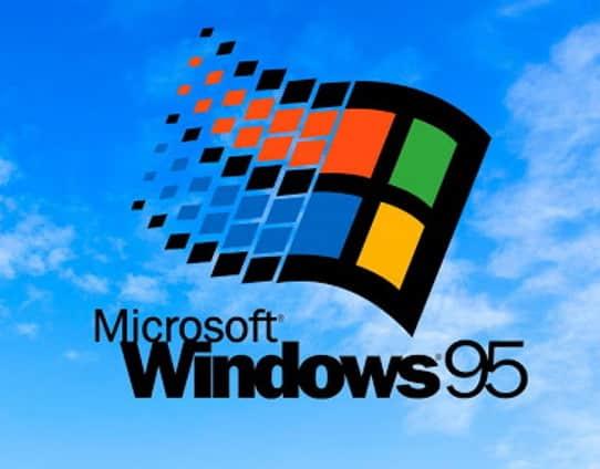 Microsoft Windows 95 ISO