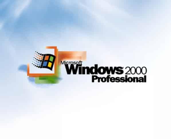 Windows 2000 Professional ISO