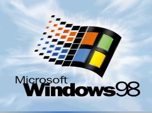 Windows 98 ISO SE para descargar