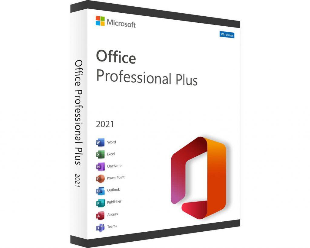 Descargar ISO Office 2021 Professional Plus