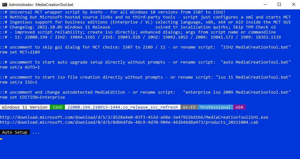 forzar la instalacion de Windows 11