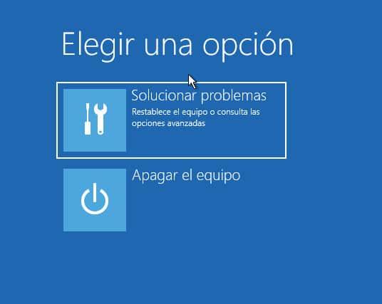 solucionar problemas