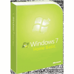 Windows 7 Home Basic 64 Bits