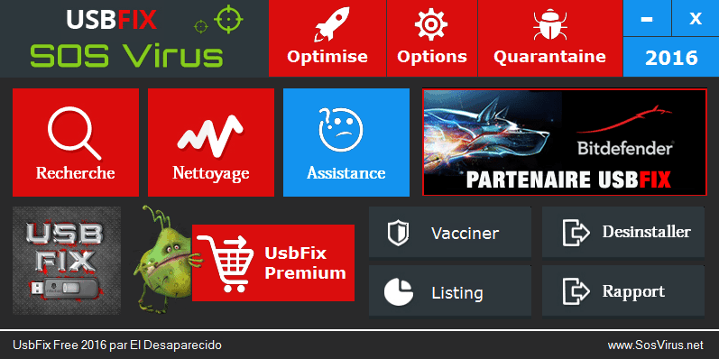 UsbFix 2016