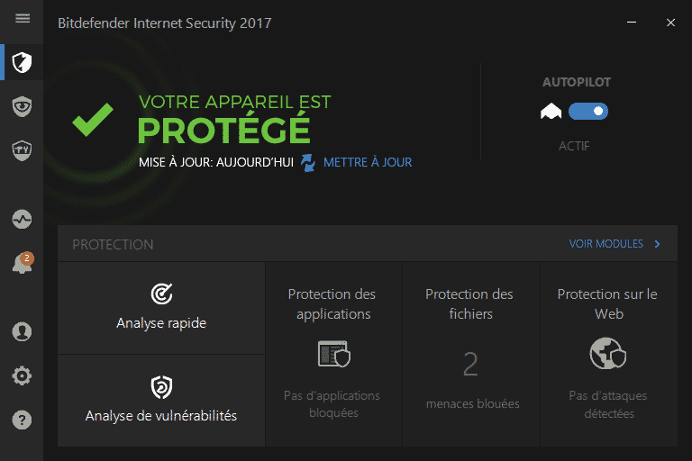 main-protection-1 Bitdefender Internet Security 2017