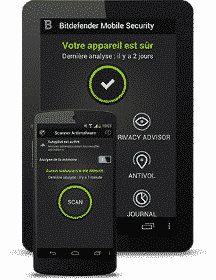 Bitdefender Mobile Security Antivirus
