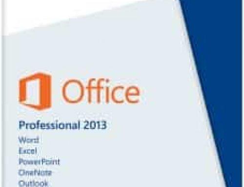 Télécharger les ISO de Office 2013