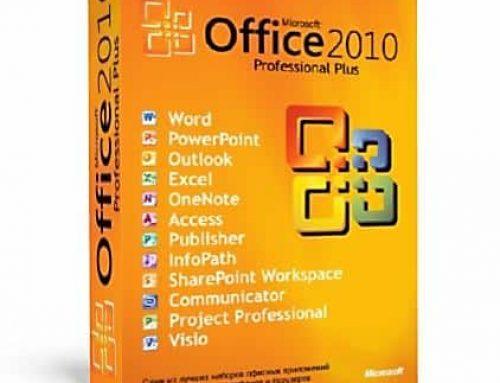Télécharger les ISO de Office 2010