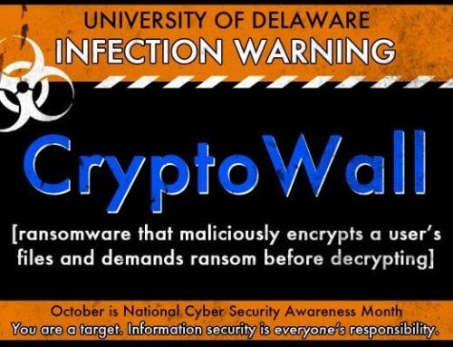 Le ransomware Cryptowall se cache dans des fichiers d'aide