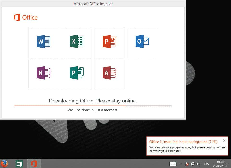 office 2016 install - Office 2016 Professionnel Plus 64 Bits (x64)