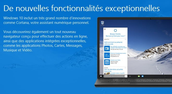 Mise à jour gratuite Windows 10  Mise à jour gratuite Windows 10  Mise à jour gratuite Windows 10